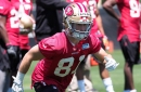 John Lynch: 'Trent Taylor is exactly what we thought he'd be.'