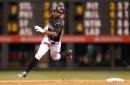 Rockies rookie outfielder Raimel Tapia is the fourth fastest outfielder in the majors