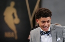 Justin Jackson, Ryan Switzer, and Hayley Carter are 2017 Patterson Medal winners