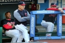Starting lineups, Game 77: Cleveland Indians vs. Texas Rangers