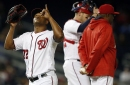 Washington Nationals' GM Mike Rizzo on Nats' bullpen improving, continuing to search for help, anonymous quotes...