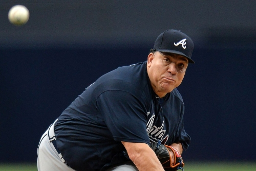 Bartolo Colon rocked again in what might've been his final start with Braves