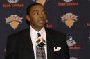 Isiah Thomas unlikely to replace Phil Jackson as Knicks president