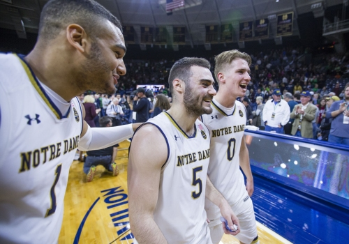 Analysis: Right team, right time for Notre Dame to embrace non-league schedule challenges