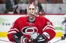 Report: Carolina Hurricanes trade Eddie Lack, Ryan Murphy to Calgary Flames for prospect, pick