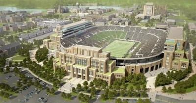 'House that Rockne built' will be better than ever for UGA-Notre Dame