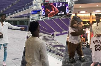 Top Tweets: Twins, Vikings welcome Jimmy Butler to Minnesota