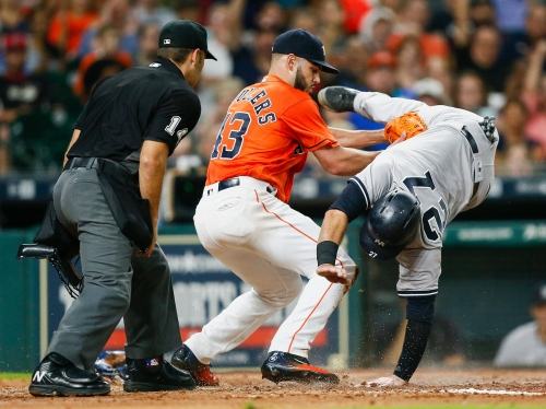 Yankees, Brett Gardner blast Houston Astros | Rapid reaction