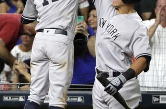 Gardner hits slam with 6 RBIs as Yankees down Astros 13-4 (Jun 30, 2017)