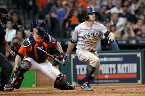 Yanks rally led by Gardner grand slam as Frazier gets ready to join the ranks