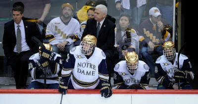 Notre Dame hockey officially becomes Big Ten member