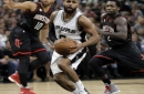 The Latest: Point guards early big winners in free agency