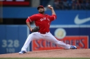 Early mistakes costly for Blue Jays starter Francisco Liriano