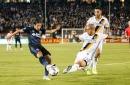 LA Galaxy collapse to San Jose Earthquakes in Cali Clasico