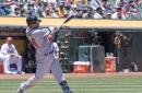 Kurt Suzuki powers Braves to extra-inning win over A's