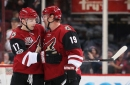 Free agency departures more visible than arrivals so far for Coyotes
