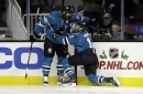 Sharks sign Thornton to 1-year deal after losing Marleau The Associated Press