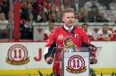 Daniel Alfredsson Leaves the Ottawa Senators' Front Office