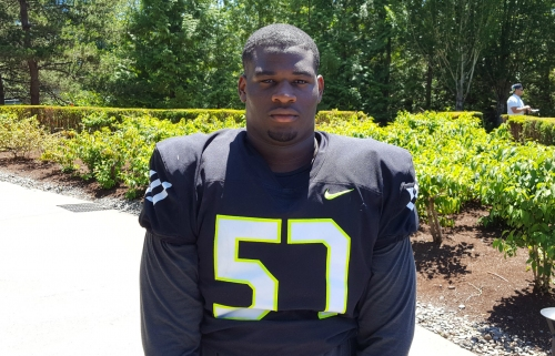 Notre Dame DT commit Jayson Ademilola makes Final 5 at The Opening