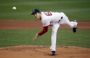 Henry Owens walks 6 in first inning of first start after Boston Red Sox demote him from Pawtucket to Portland