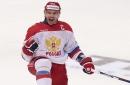 Ilya Kovalchuk opts to wait until 2018 for possible NHL return