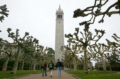 Times Higher Education: UC Berkeley one of the world's six elite universities again!