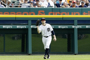 Tigers activate Alex Presley from DL, designate Matt den Dekker for assignment