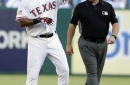 New dad: Rangers' Andrus on paternity list for son's birth