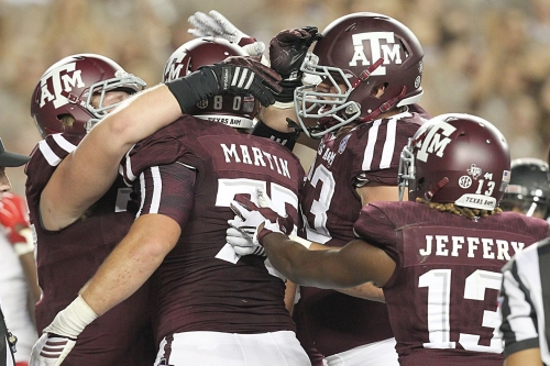 Texas A&M announces SEC Media Days attendees