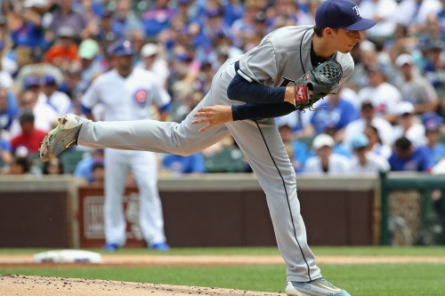 Cubs 7, Rays 3: Bullpen struggles cost Rays late in Chicago