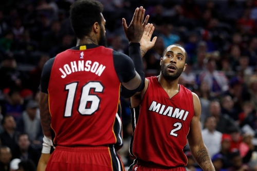 Heat likely to re-sign Johnson, Ellington