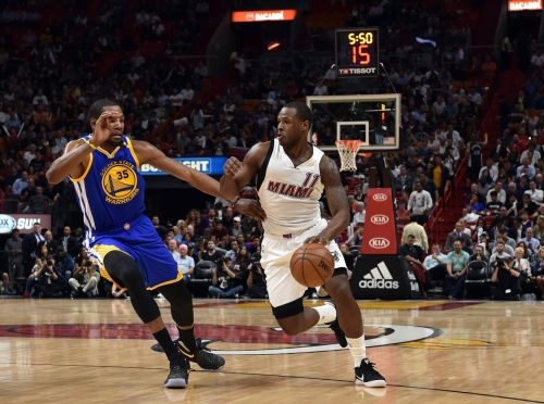Kevin Durant calls former teammate Dion Waiters his 'first born'