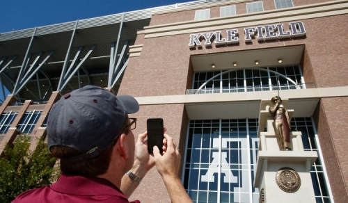 The wealthiest athletic department in America is… Texas A&M?!