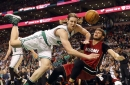 Free agent Kelly Olynyk signs four-year deal with the Miami Heat
