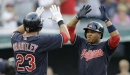 Cleveland Indians blister Padres, 11-2, behind Josh Tomlin's 7 innings and 14 hits