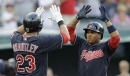 Indians 11, Padres 2: Indians break out of offensive slump, Josh Tomlin delivers a gem in win over Padres