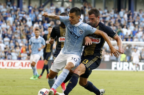 The One with the Set Pieces: SKC draw with Union 1-1