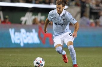 Sporting KC's Zusi picked by fans for MLS All-Star game