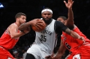Nets forward Trevor Booker on Otto Porter, D'Angelo Russell, Brook Lopez, free agency moves and more