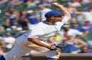 Jon Jay displays Little League velocity but escapes ninth inning