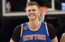 Kristaps Porzingis drops biggest clue he loves Knicks again