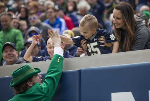 Single-game tickets for Notre Dame football on sale July 27