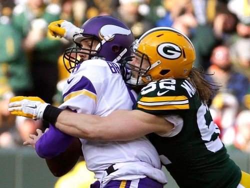 Vikings must tackle problems to compete with Packers