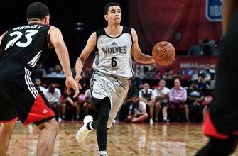 NBA Summer League recap: Wolves drop opener 97-72 to Raptors