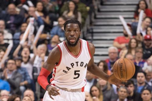 Report: Raptors trade DeMarre Carroll to the Brooklyn Nets