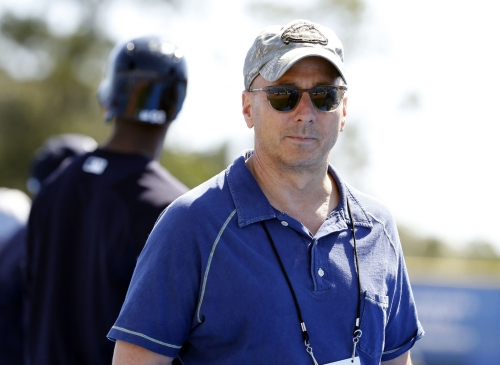 MLB trade rumors: Padres scouting Yankees prospects?