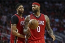 The pairing of Anthony Davis and DeMarcus Cousins may not be good enough to swim against the current
