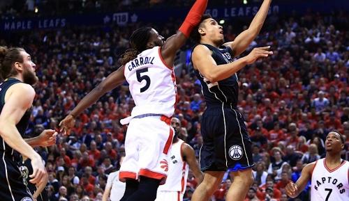 Brooklyn Nets Acquire DeMarre Carroll From Toronto Raptors
