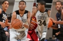 Looking back at today's Bucks in the NBA Summer League