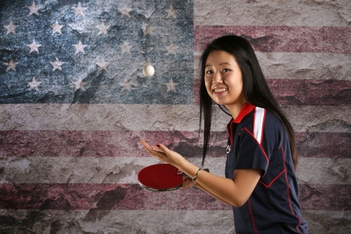 Cal Olympian Lily Zhang wins her fourth US national table tennis title